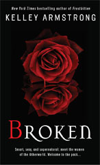 Broken  Audiobook cover