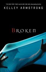 Broken Trade Paperback Canada cover