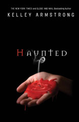 Haunted Trade Paperback  Canada cover