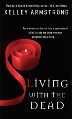 Living with the Dead  Audiobook  cover