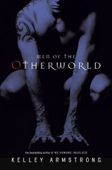 Men of the Otherworld Trade Paperback Canada cover