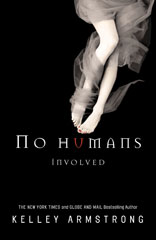 No Humans Involved Trade Paperback & eBook Canada cover