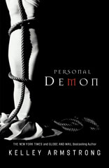 Personal Demon Trade Paperback & eBook Canada cover