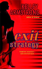 Exit Strategy  Audiobook cover
