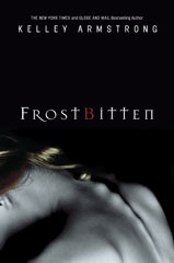 Frostbitten Trade Paperback & eBook Canada cover