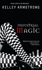 Industrial Magic  Audiobook cover