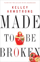 Made to be Broken Paperback Canada cover