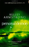 Personal Demon Trade Paperback & eBook United Kingdom cover
